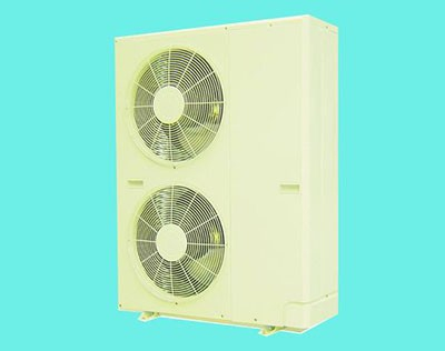风冷式单冷(热泵)型柜机