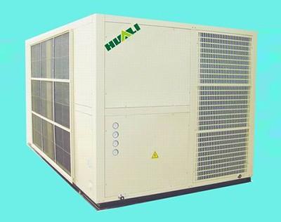 屋顶式风冷单冷(热泵)空调机