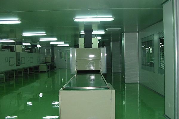 中央空调净化厂房 (7)