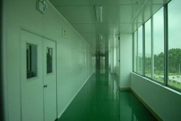中央空调净化厂房 (10)