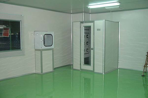 中央空调净化厂房 (19)